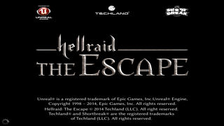 hellraid – THE ESCAPE