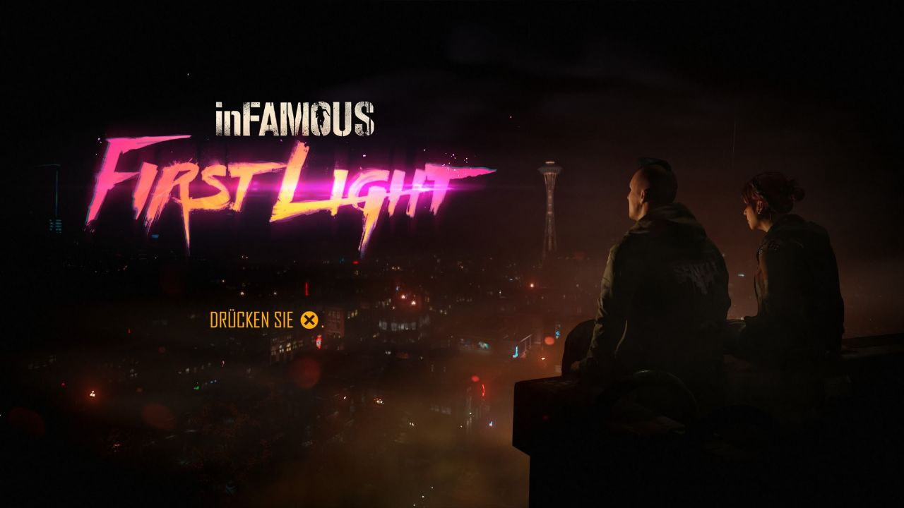 inFamous – First Light
