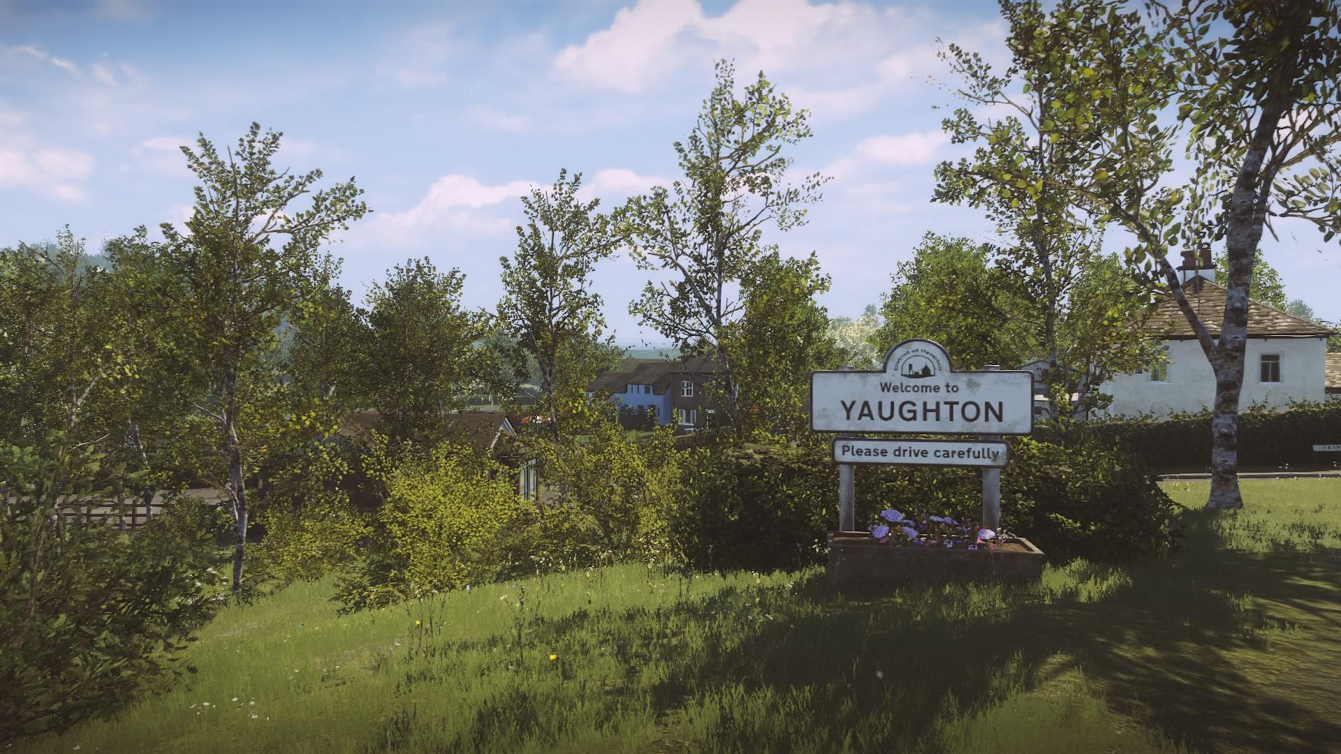 In Yaughton beginnt unsere Schleichmission.