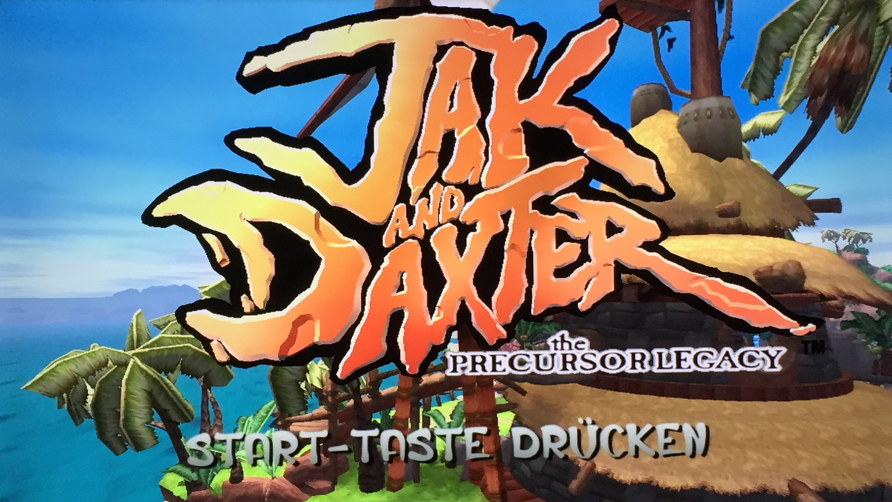 Jak and Daxter: 1 – The Precursor Legacy