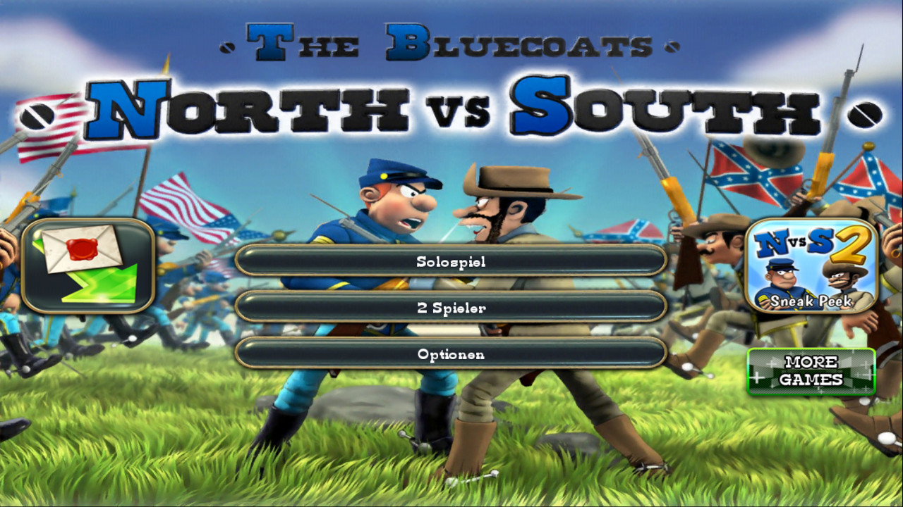 Die Blauen Boys – North vs South