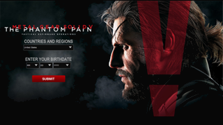 Metal Gear Solid V: The Panthom Pain