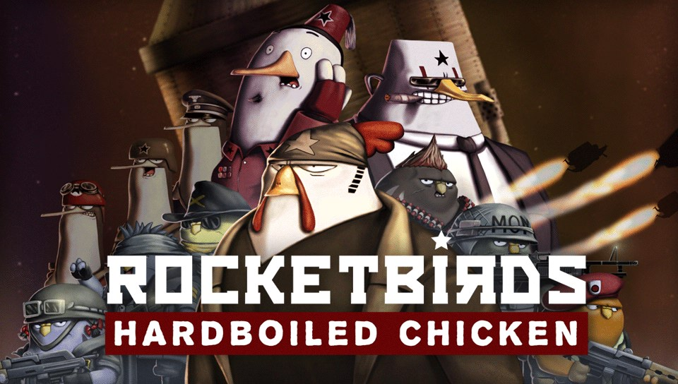 Rocketbirds – Hardboiled Chicken