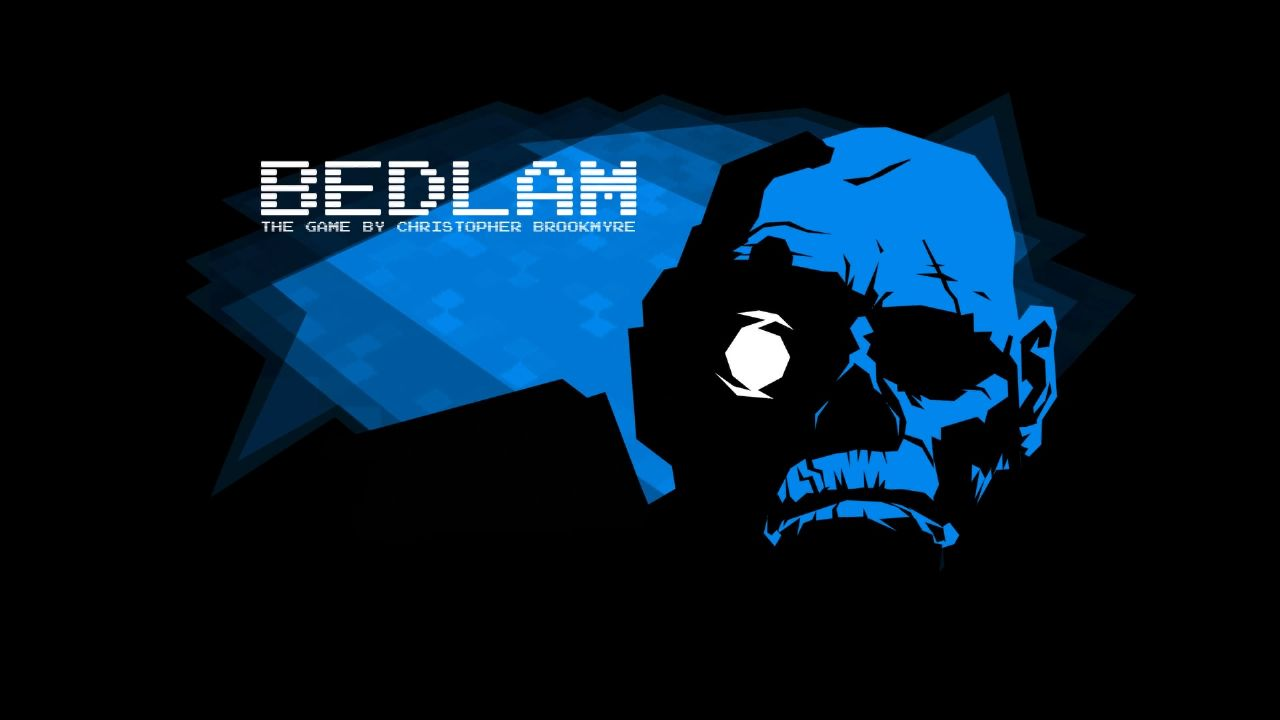 Bedlam (by Christopher Brookmyre)