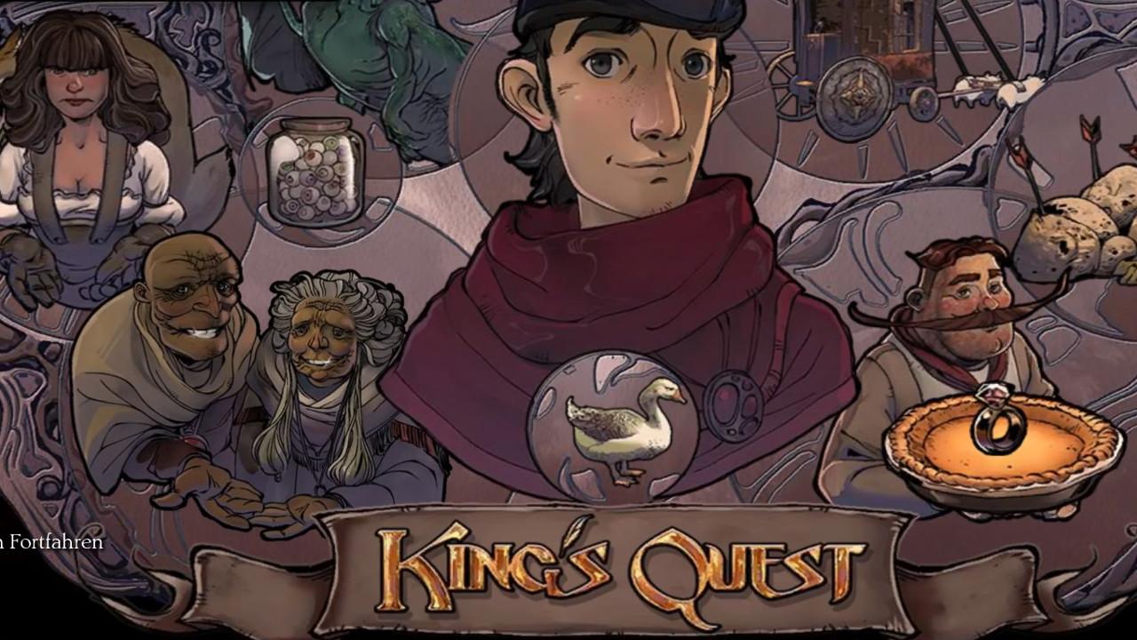 King's Quest – Kapitel 1: Der seinen Ritter stand