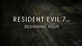 Resident Evil 7 Teaser – Beginning Hour – VR