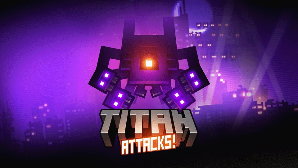 Titan attacks !