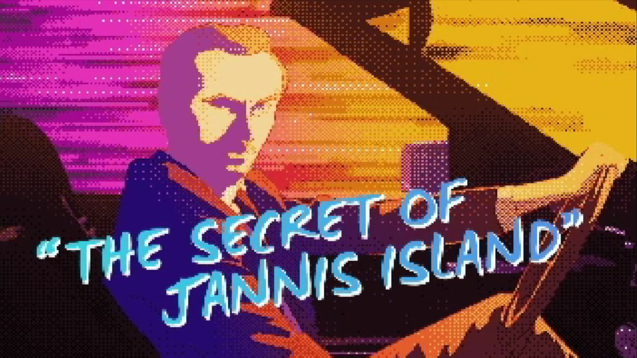 Game Royal 2 – The Secret of Jannis Island