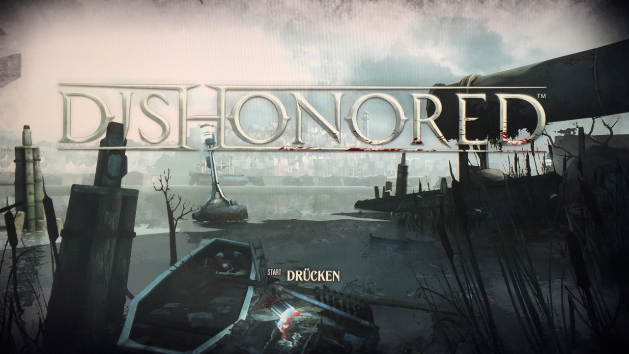 Dishonored 1: Die Maske des Zorns