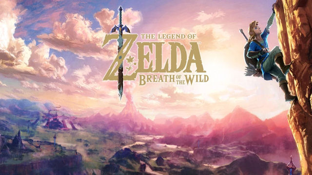 Zelda – Breath of the Wild