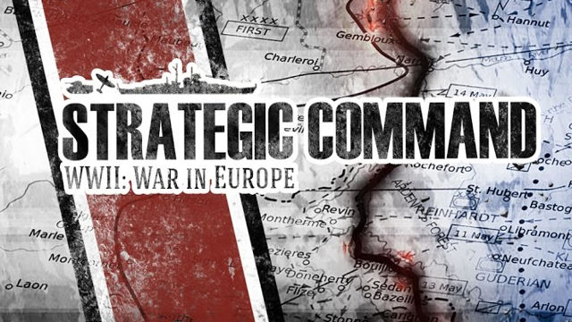 Strategic Command WWII – War In Europe