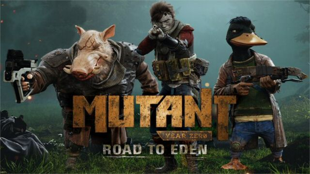 Mutant Year Zero – Road to Eden