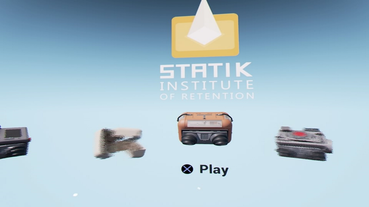 Statik Institute of Retention (VR)
