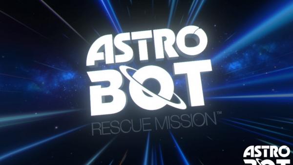 Astro Bot Rescue Mission (VR)
