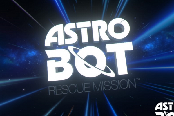 Astro Bot Rescue Mission (VR)