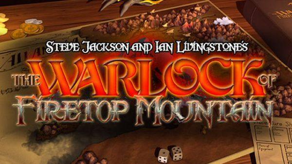 Warlock of the Firetop Mountain