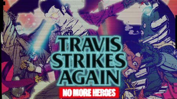 Travis strikes again – No more heroes