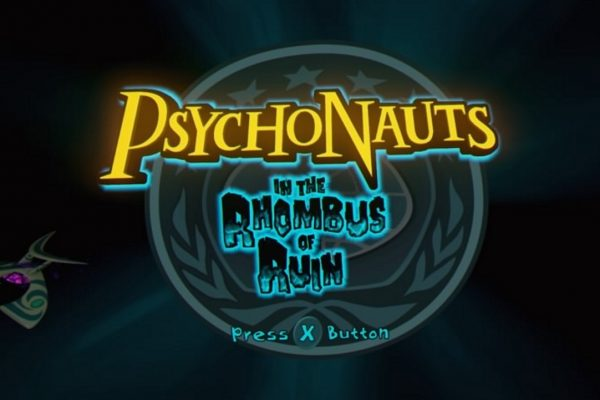 Psychonauts in the Rhombus of Ruin VR