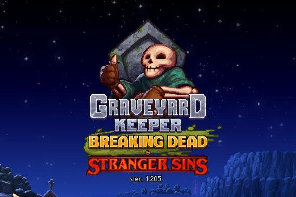 Graveyard Keeper 1.2