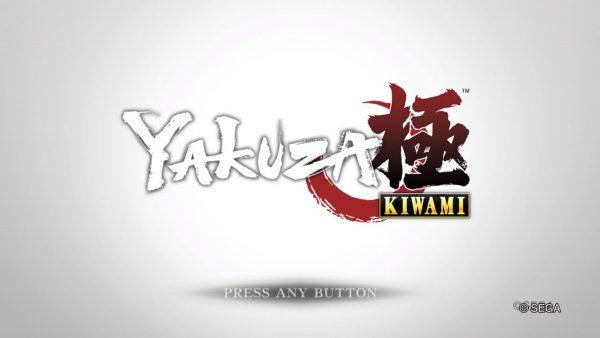 Yakuza 1 – Kiwami