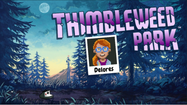 Delores: A Thimbleweed Park Mini-Adventure