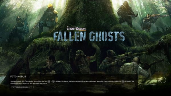 Tom Clancy's GHOST RECON Wildlands – Fallen Ghosts