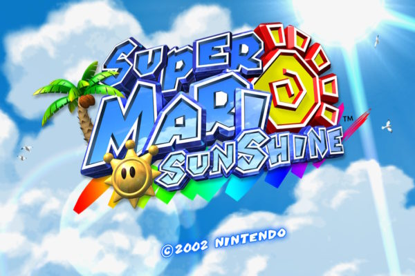 Super Mario 3D All-Stars: Super Mario Sunshine