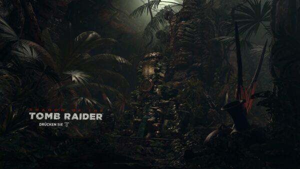 Tomb Raider: Shadow of the Tomb Raider