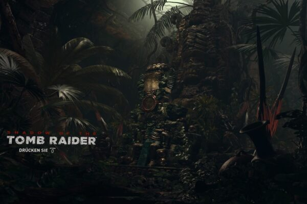 Tomb Raider: Shadow of the Tomb Raider