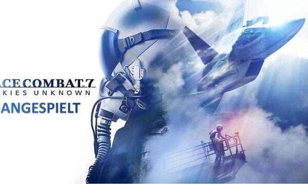 Ace Combat 7 – Skies unknown