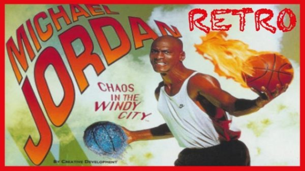 Michael Jordan – Chaos in Windy City