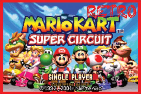 Mario Kart: Super Circuit (Advance)