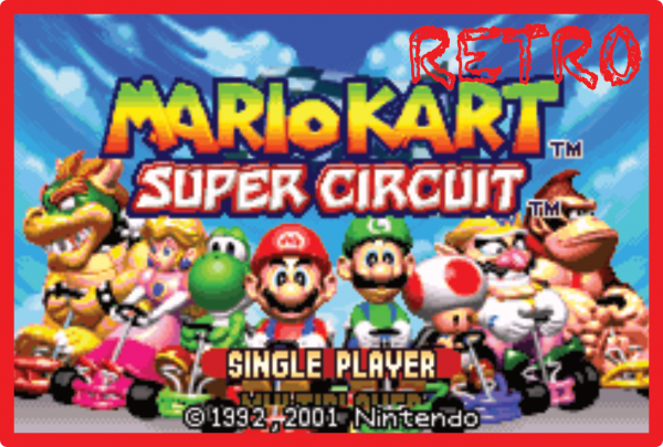 Mario Kart: Super Circuit (Advance)
