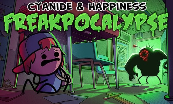 Cyanide & Happiness – Freakpocalypse