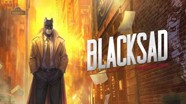 Blacksad – Under the Skin
